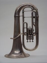 NMM 201 Euphonium in Bb.